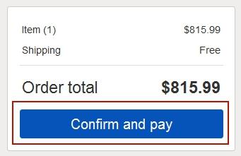 Как покупать на eBay thirteenth